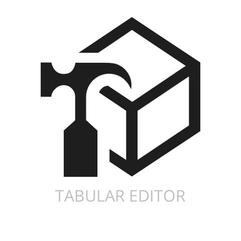 TABULAR EDITOR